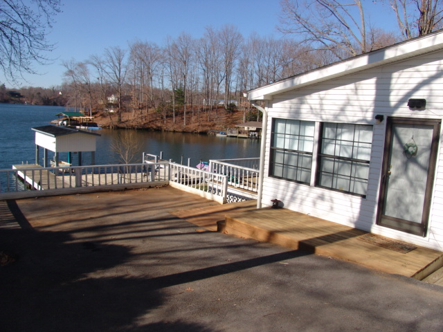 Smith Mountain Lake Waterfront Home for Sale