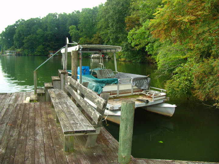 Dock is an Oversized Fishing Pier
