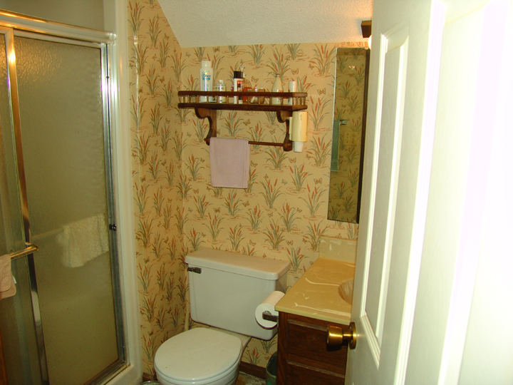 Upstairs Full Bath